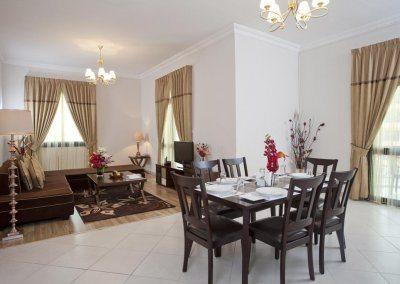 قصر الوليد للشقق الفندقية Al Waleed Palace Hotel Apartments