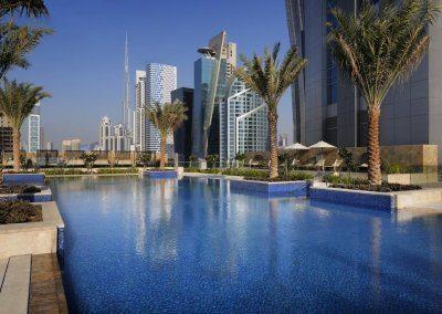 فندق جيه دبليو ماريوت ماركيز JW Marriott Marquis Dubai Hotel