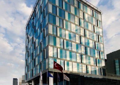 فندق ريسكات آسيا اسطنبول