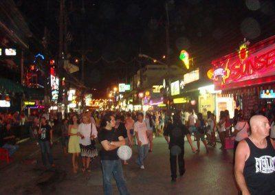 شارع بانغلا