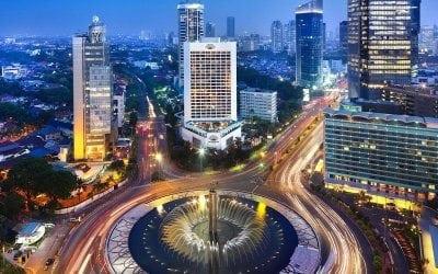 Путешествие в Индонезию 2018