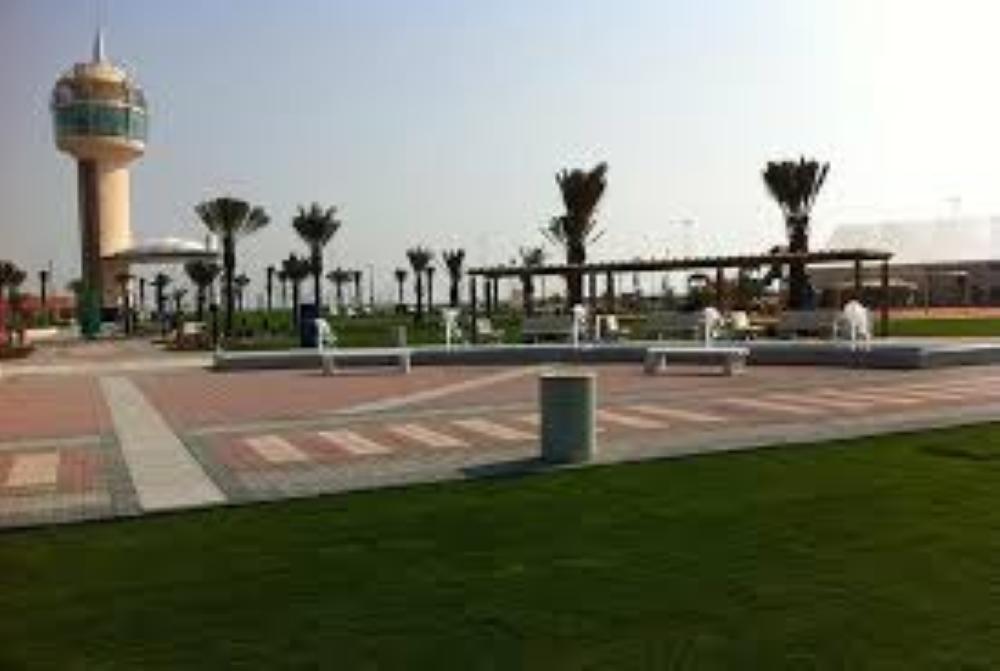 حديقة خليفة بن سلمان البحرين