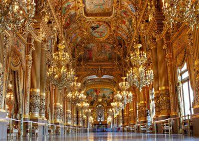جولة في قصر غارنييه