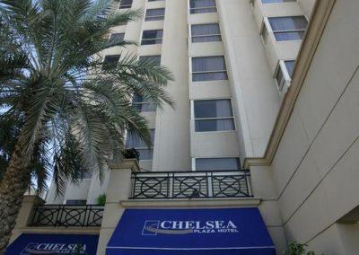 فندق تشيلسي بلازا Chelsea Plaza Hotel