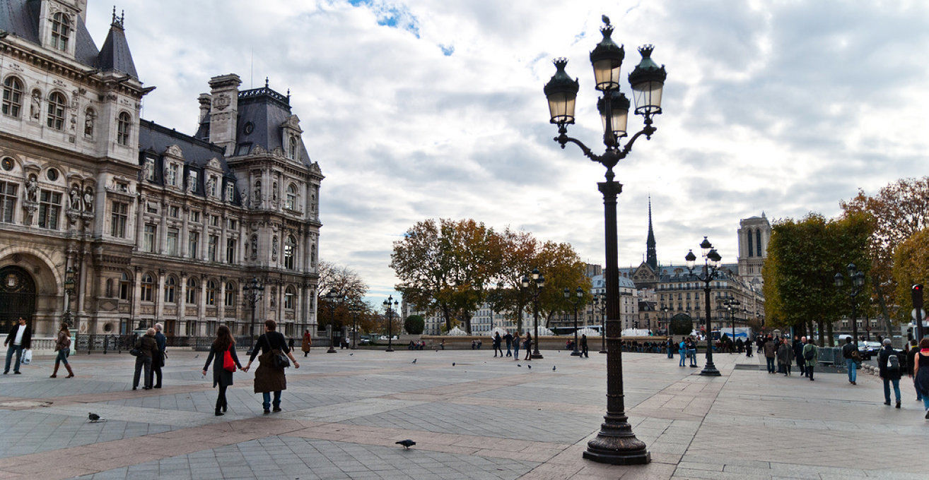 تعرف علي أجمل ساحات وميادين باريس