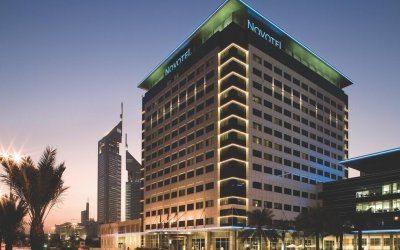 نوفوتيل مركز التجارة العالمي دبي