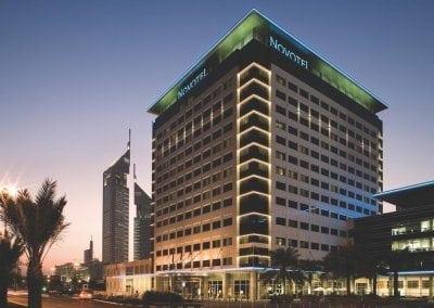 نوفوتيل مركز التجارة العالمي Novotel World Trade Centre Hotel