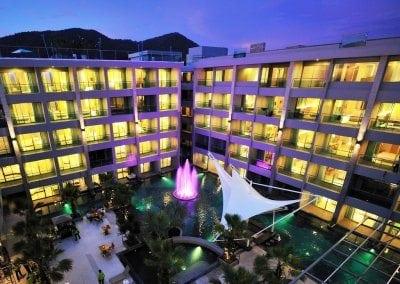 منتجع ذا كي   The Kee Resort