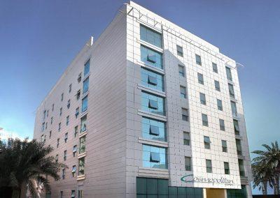 فندق كوزموبوليتان دبي Cosmopolitan Hotel Dubai