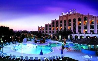 فندق العين روتانا