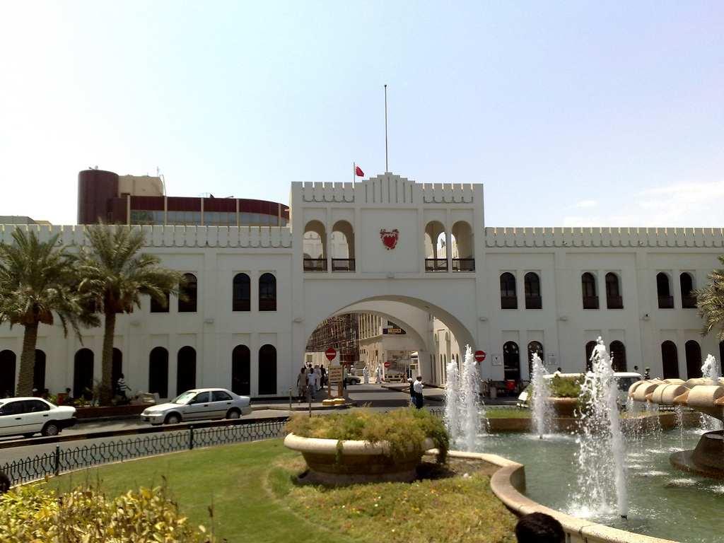 جولة في باب البحرين