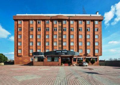 فندق آسيا بارك اسطنبول