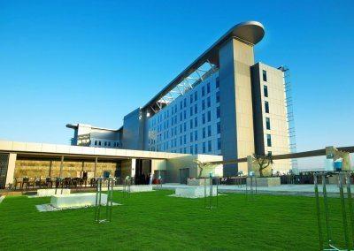 ألوفت أبو ظبي Aloft Abu Dhabi
