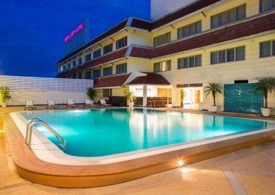 ميركيور تشيانج ماي Mercure Chiang Mai