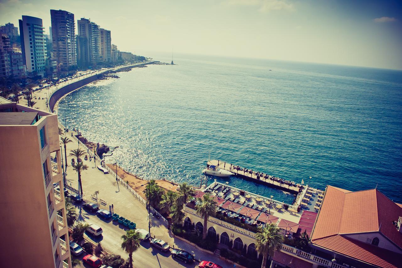 فندق إنتركونتيننتال لو فاندوم بيروت