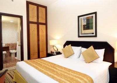 أفاري للشقق الفندقية البرشاء Avari Barsha Hotel