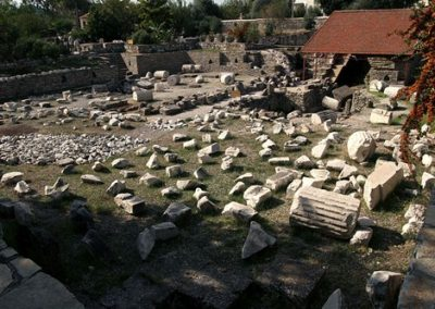 ضريح هاليكارناسوس في بودروم