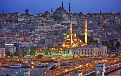 استنبول میں سیاحت ٹور