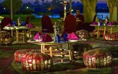 ماريتيم جولي فيل جزيرة الملوك الأقصر Maritim Jolie Ville Kings Island Luxor