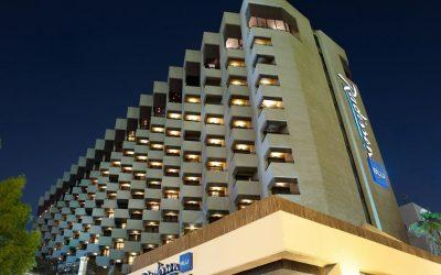 迪拜丽笙布鲁酒店