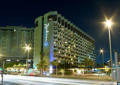 فندق راديسون بلو دبي Radisson Blu Hotel Dubai