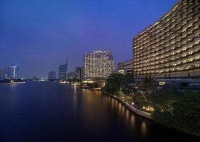 شانجريلا بانكوك Shangri-La Bangkok