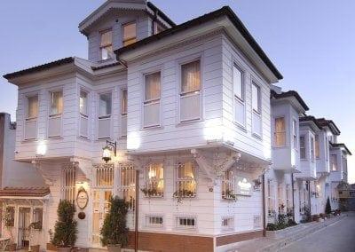 فندق داروسايد اسطنبول