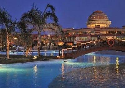 منتجع المالكية أبو دباب El Malikia Resort Abu Dabbab
