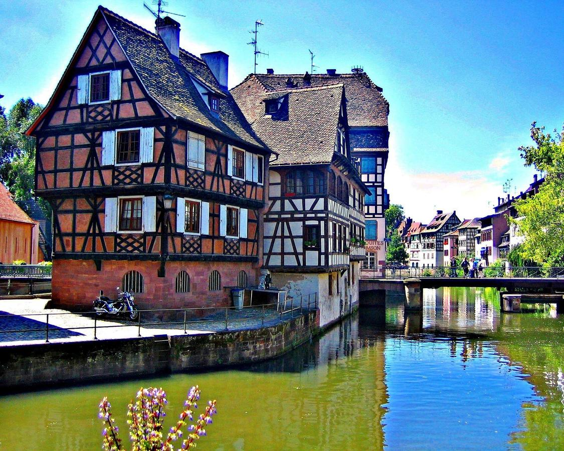 افضل الاماكن السياحية فى مدينة ستراسبورغ فرنسا