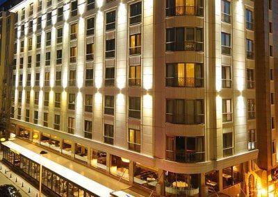 فندق تيتانيك سيتي تقسيم