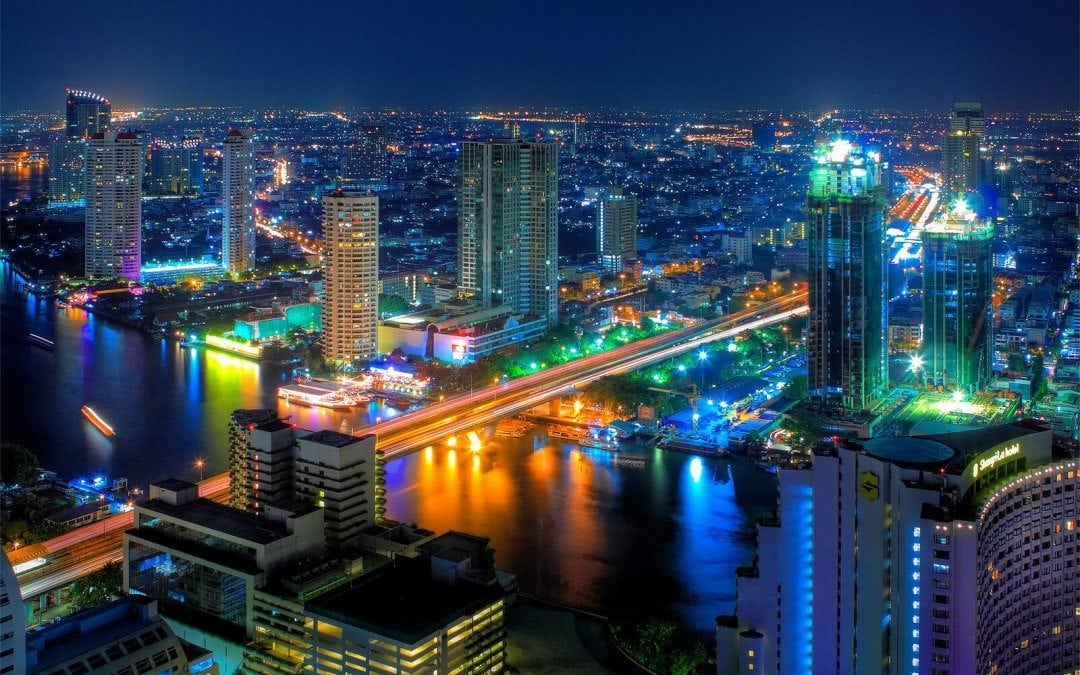 افضل اماكن السياحة في بانكوك