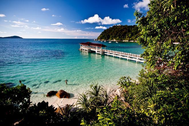 말레이시아에서 가장 아름다운 10 섬