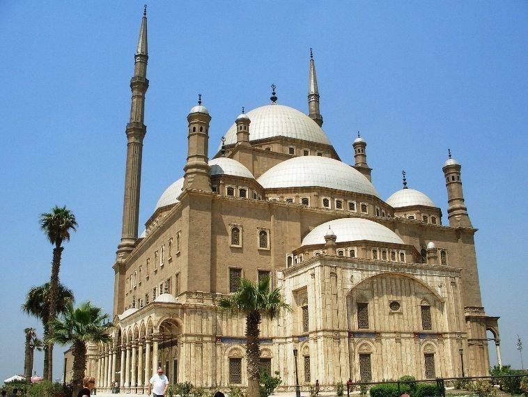 مسجد محمد على بقلعة مصر