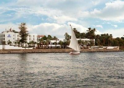 هيلتون الأقصر منتجع وسبا Hilton Luxor Resort Spa
