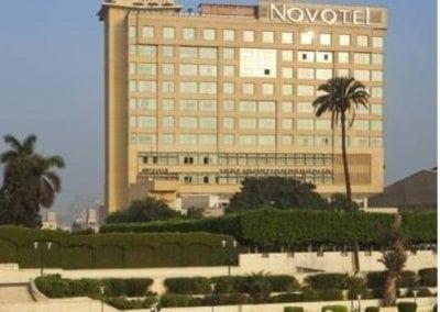 فندق نوفوتيل القاهرة البرج Novotel Cairo El Borg Hotel
