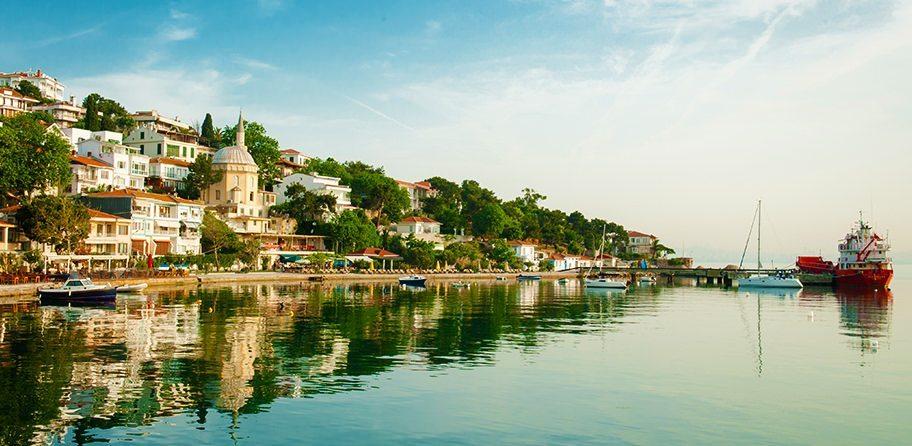 افضل وجهات سياحية لشهر العسل في تركيا