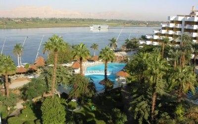 فندق إيزيس بيراميزا الأقصر