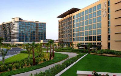 فندق سنترو جزيرة ياس أبو ظبي