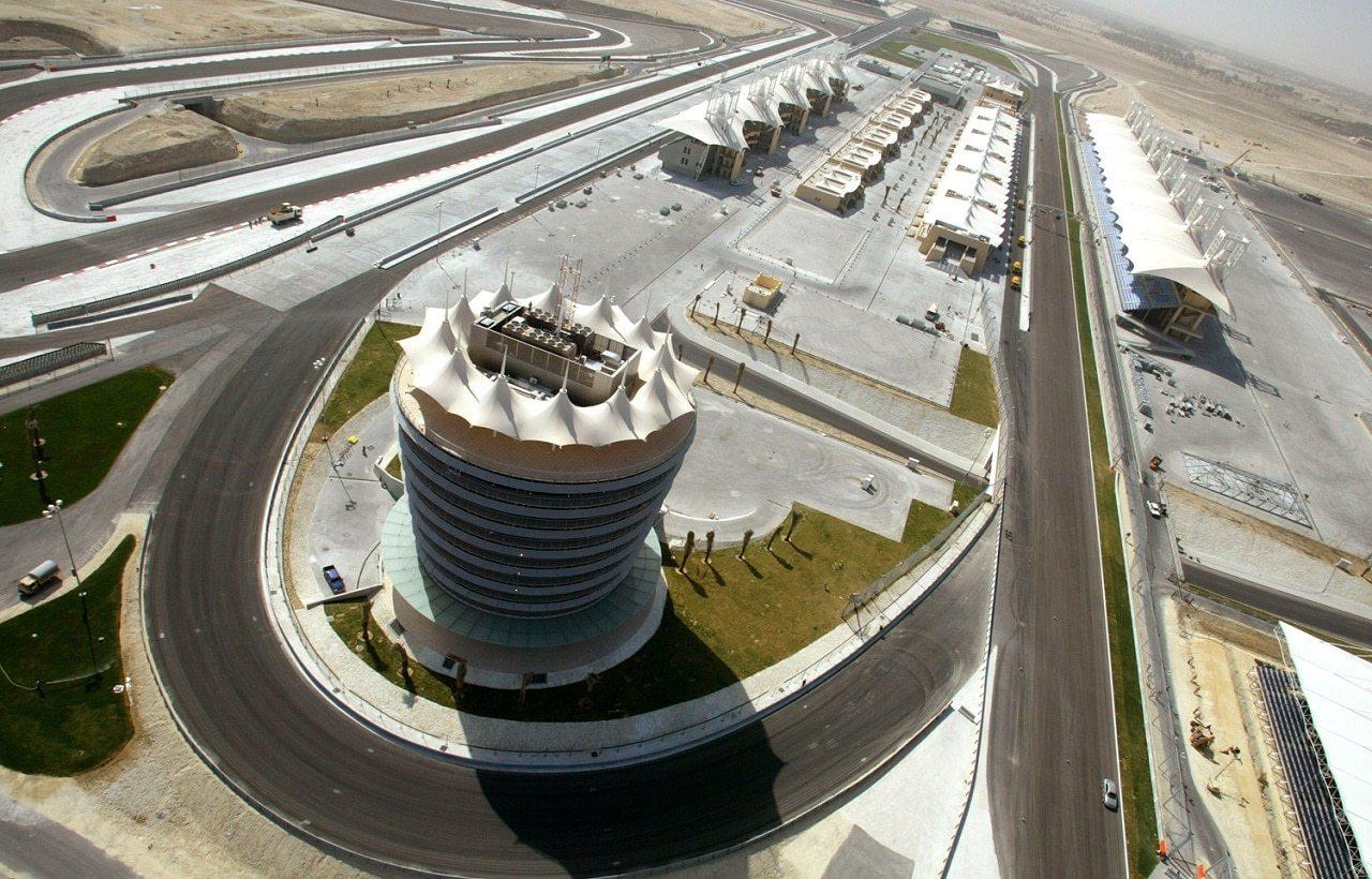 جولة في حلبة البحرين الدولية