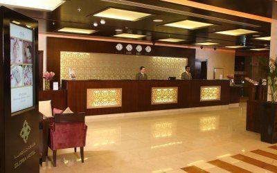 فندق وشقق الفندقية جلوريا