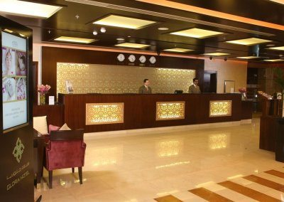 فندق وشقق الفندقية جلوريا Gloria Hotel Apartments Dubai