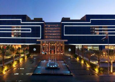 فندق فيرمونت باب البحر Fairmont Bab Al Bahr