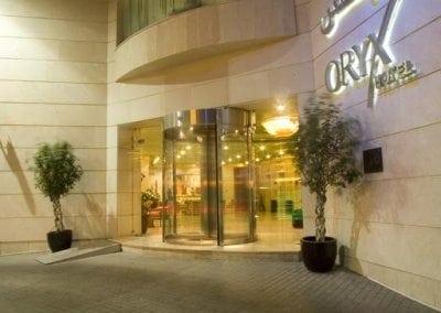 فندق اوريكس Oryx Hotel