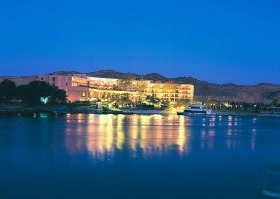 بيراميزا إيزيس أيلاند ريزورت آند سبا أسوان Pyramisa Isis Island Aswan Resort & Spa