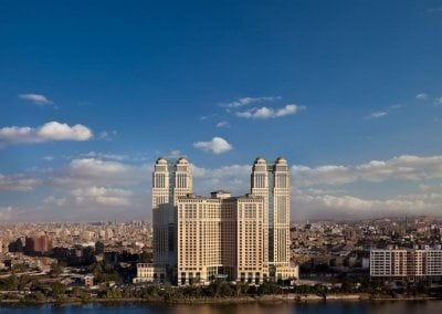 فيرمونت نايل سيتي Fairmont Nile City