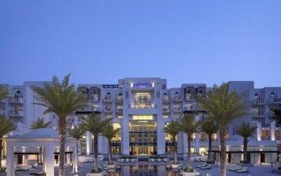 فندق وسبا القرم الشرقي أبو ظبي