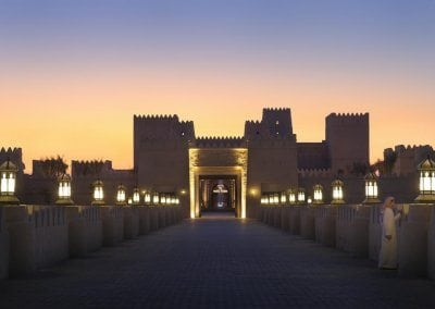أنتارا قصر السراب منتجع الصحراء Anantara Qasr al Sarab Desert Resort