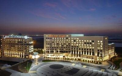 كراون بلازا جزيرة ياس أبو ظبي
