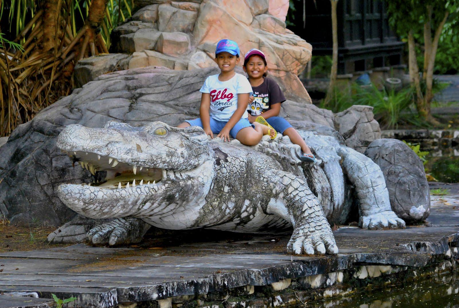أفضل أنشطة عند زيارة حديقة التماسيح في لنكاوي
