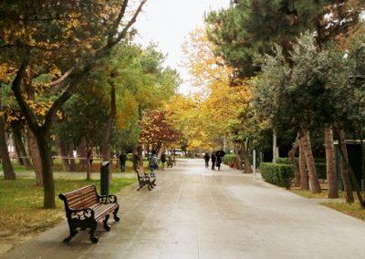منتزه حسين جويد فى باكو | افضل الانشطة السياحية فى منتزه حسين جويد